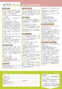 【最終版】東海ろうきん傍楽ファンドチラシ(裏)