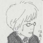 岩崎似顔絵